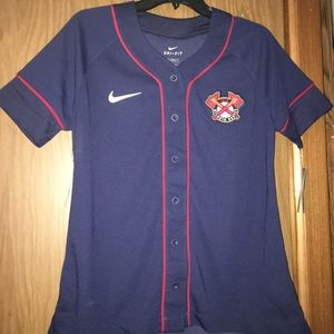Nike Mlb braves jersey medium with tags